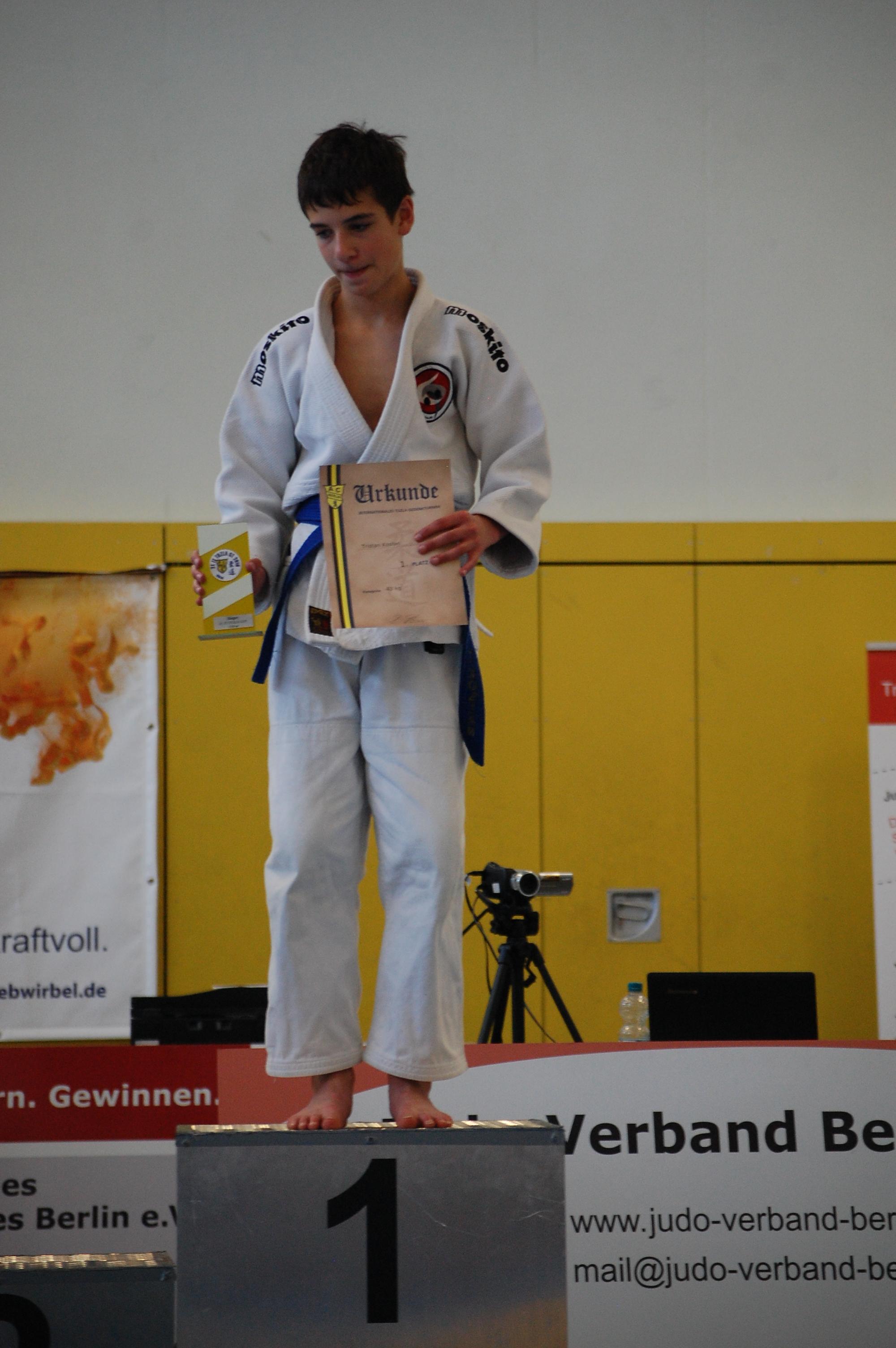 gewinnen im judo
